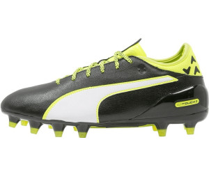 Puma evoTOUCH 2 FG blackwhitesafety yellow ab 39,55