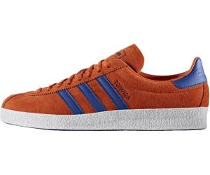 Adidas Originals Topanga Schuhe Turnschuhe Sneaker Wildleder Herren Blau S75500