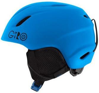 Giro Launch matte blue