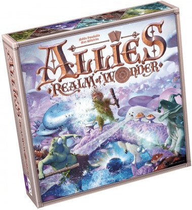Tactic Allies Realm of Wonder Card Game