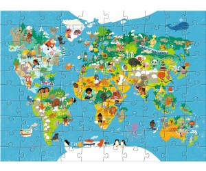 HABA Weltkarte