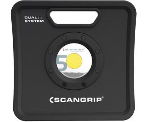 Scangrip LED Arbeitsleuchte 42W COB LED 500-5000Lm 5m H07RN-F3G1,0 11,1V//5200 mA