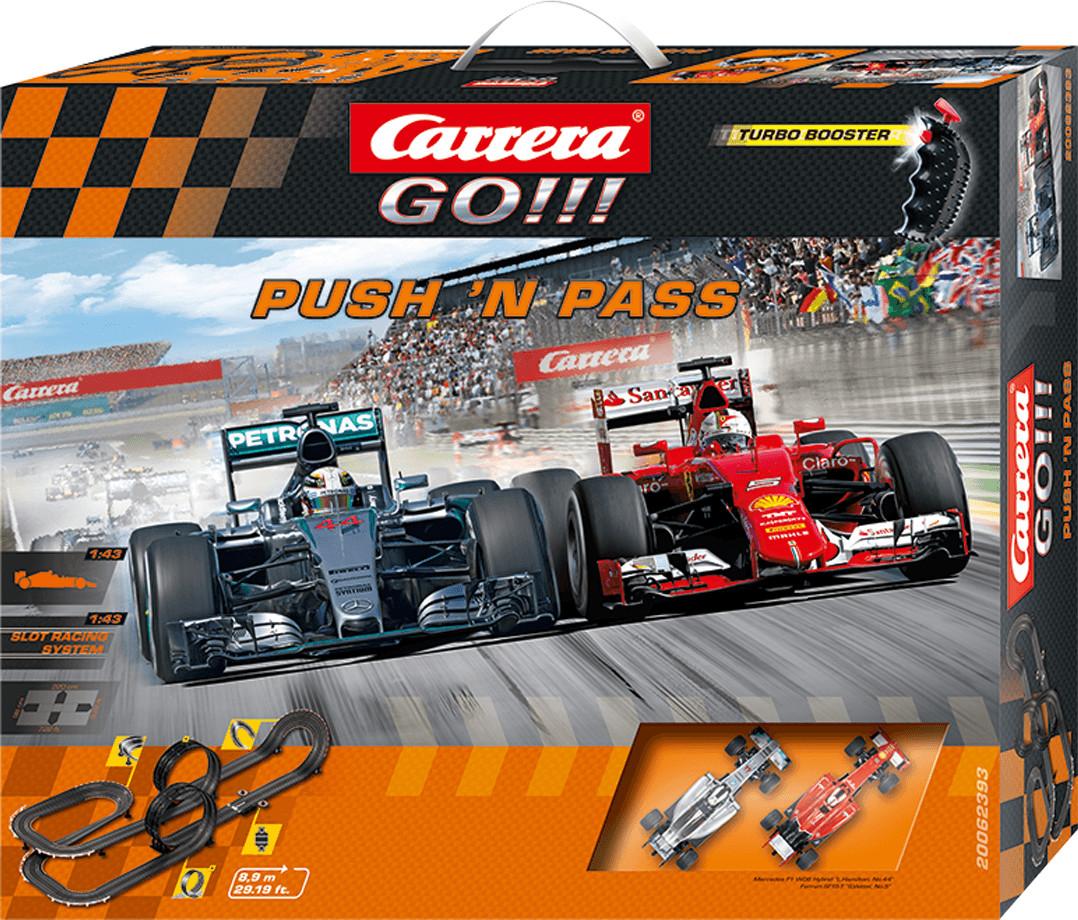 Carrera GO!!! Push´n Pass