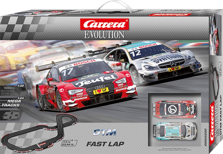 Carrera Evolution DTM FAST LAP