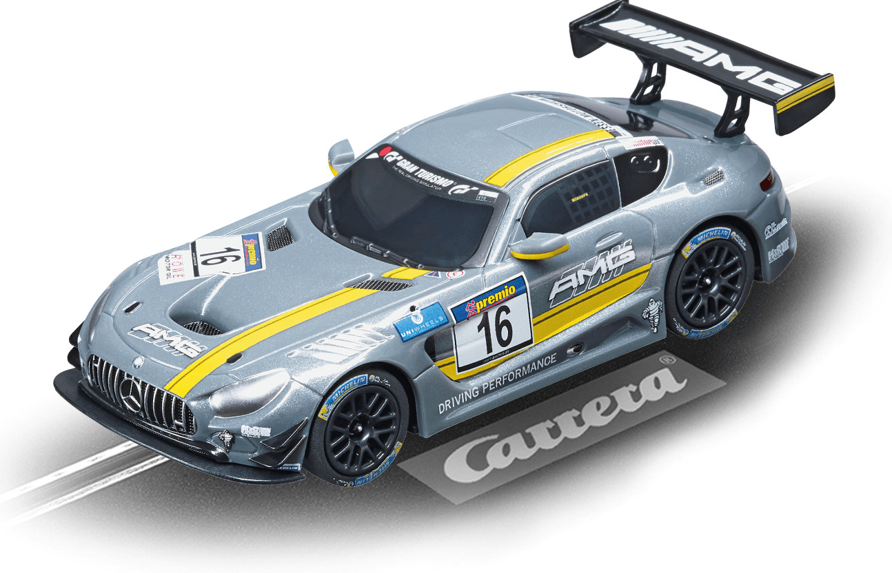 Carrera GO!!! Mercedes-AMG GT3 ´´No.16´´