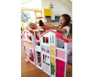 3 Etagen Stadthaus, Puppenhaus | Dreamhouse barbie, Barbie