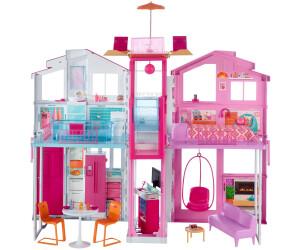 Image of Barbie 3-Storey Townhouse