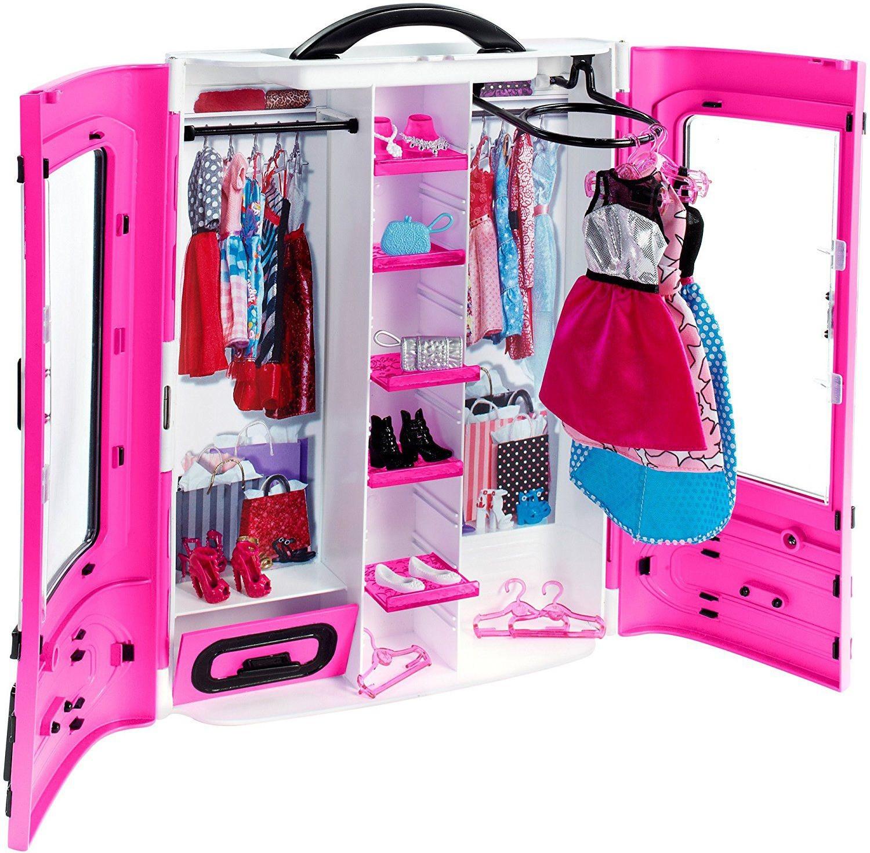 Barbie Kleiderschrank (DMT57)