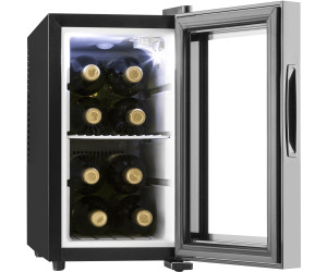 Mini Kühlschrank Energieeffizienzklasse A : Klarstein beerlocker s mini kühlschrank liter klasse a schwarz
