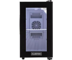 Kühlschrank Klarstein : Klarstein beerlocker s mini kühlschrank liter klasse a schwarz
