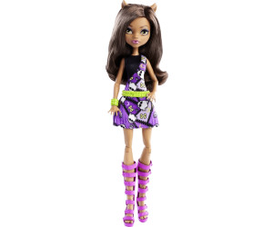 Monster High Clawdeen Wolf DNW89