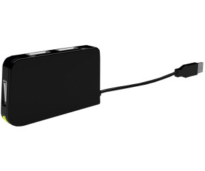 Image of Approx 4 Port USB 2.0 Hub (APPHT4BK)