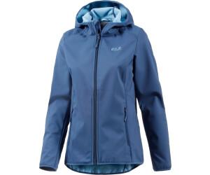 Jack Wolfskin Northern Point Damen Softshelljacke in blau