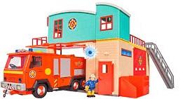 Simba Die neue Feuerwehrmann Sam Feuerwehrstation