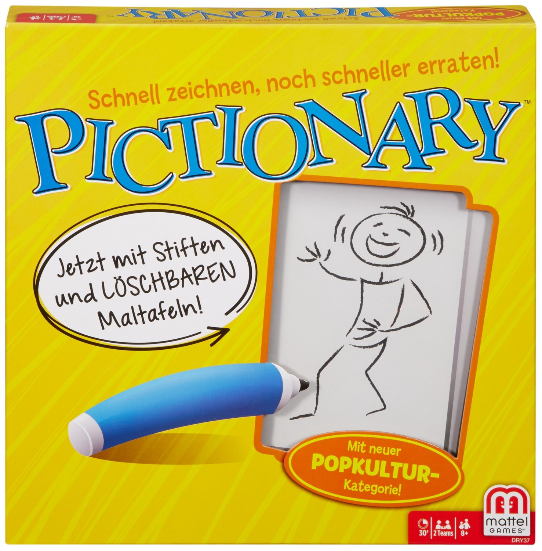 Mattel Pictionary (DRY37)