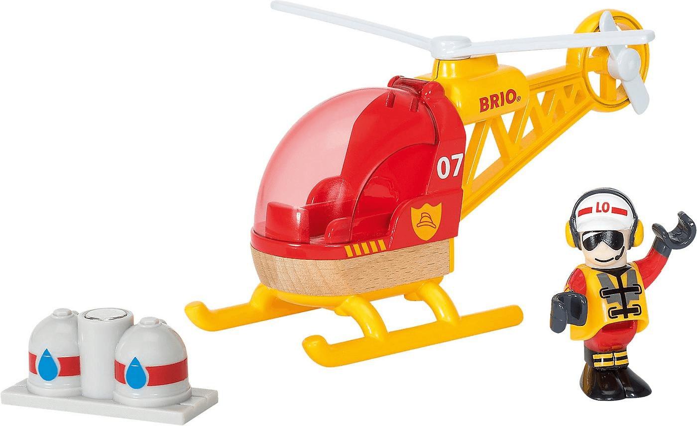 Brio Feuerwehr-Hubschrauber (33797)