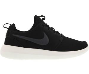 Nike Herren Roshe One SE Textil Sneaker  44 1/3 EURot (Max Orange/Black)