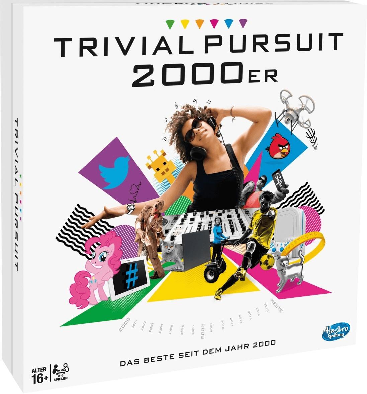 Hasbro Trivial Pursuit 2000er Edition
