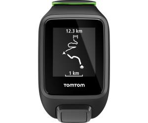 GPS & Sportuhren TomTom Runner 3 Cardio Sportuhr Large Schwarz günstig kaufen Sportelektronik