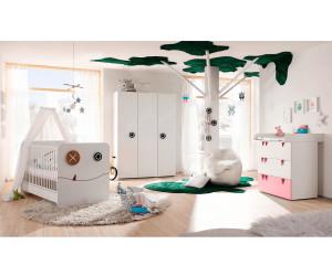 h lsta now minimo kombination kleiderschrank 3 trg babybett kommode 3 schubladen ab 1. Black Bedroom Furniture Sets. Home Design Ideas
