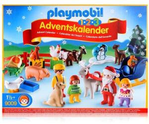 Calendario Avvento Playmobil.Playmobil Calendario Dell Avvento 1 2 3 Natale In Fattoria