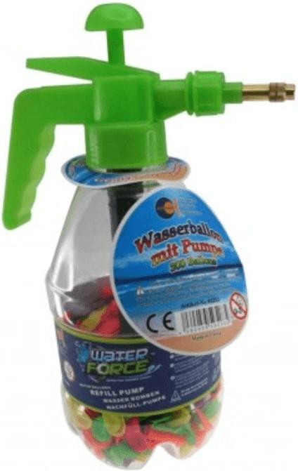 Fun Trading Wasserbomben mit Pumpe (4252)