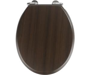wenko wenge wc sitz ab 41 04 preisvergleich bei. Black Bedroom Furniture Sets. Home Design Ideas