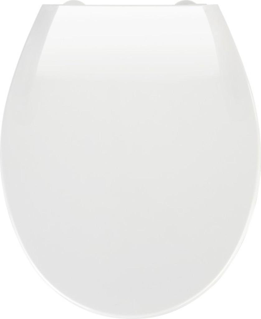 Wenko Kos Premium WC-Sitz mit Absenkautomatik weiß