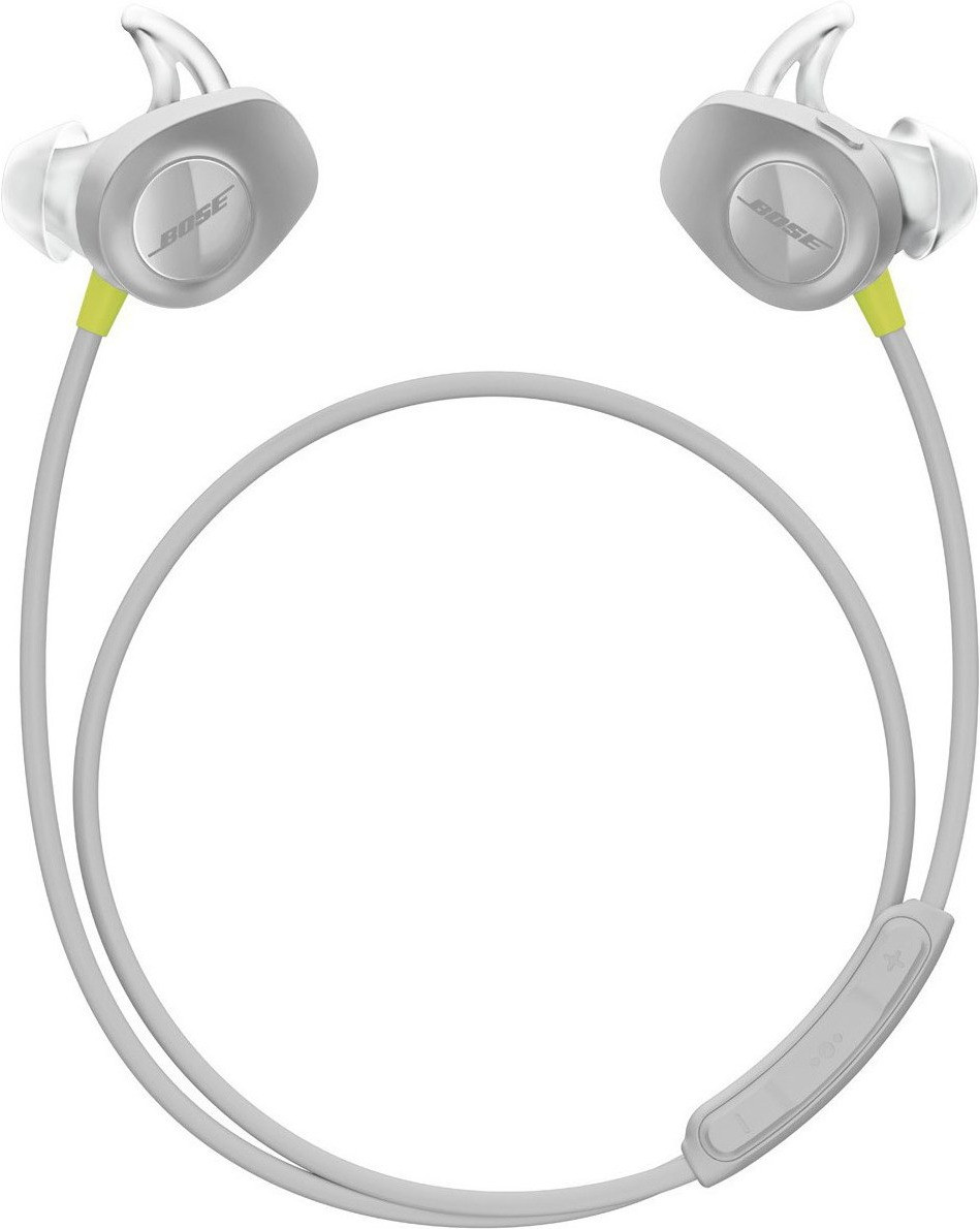 Bose SoundSport Wireless (grey/citron)