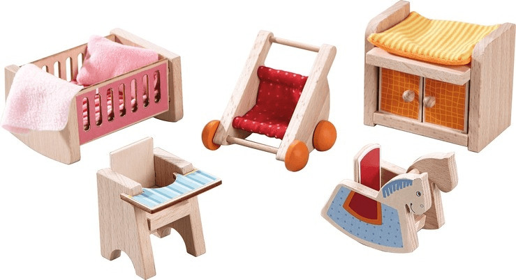 HABA Little Friends - Kinderzimmer