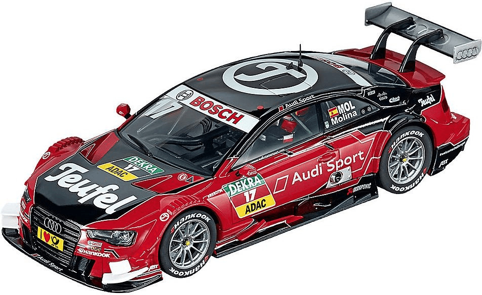 Carrera Digital 132 Audi A5 DTM ´´M.Molina, No.17´´