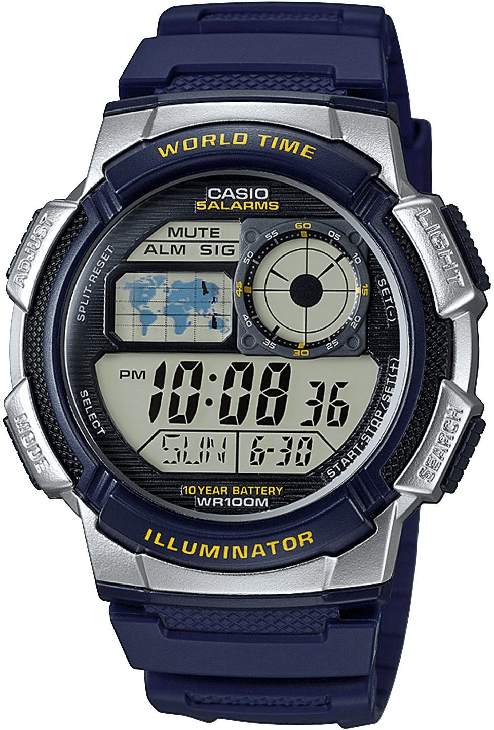 Casio Collection (AE-1000W-2AVEF)