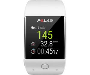 MONTRE GPS POLAR M600 Blanc