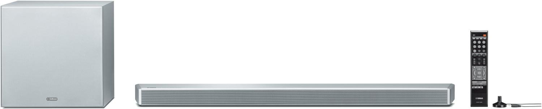 Yamaha MusicCast YSP-2700 argenteo