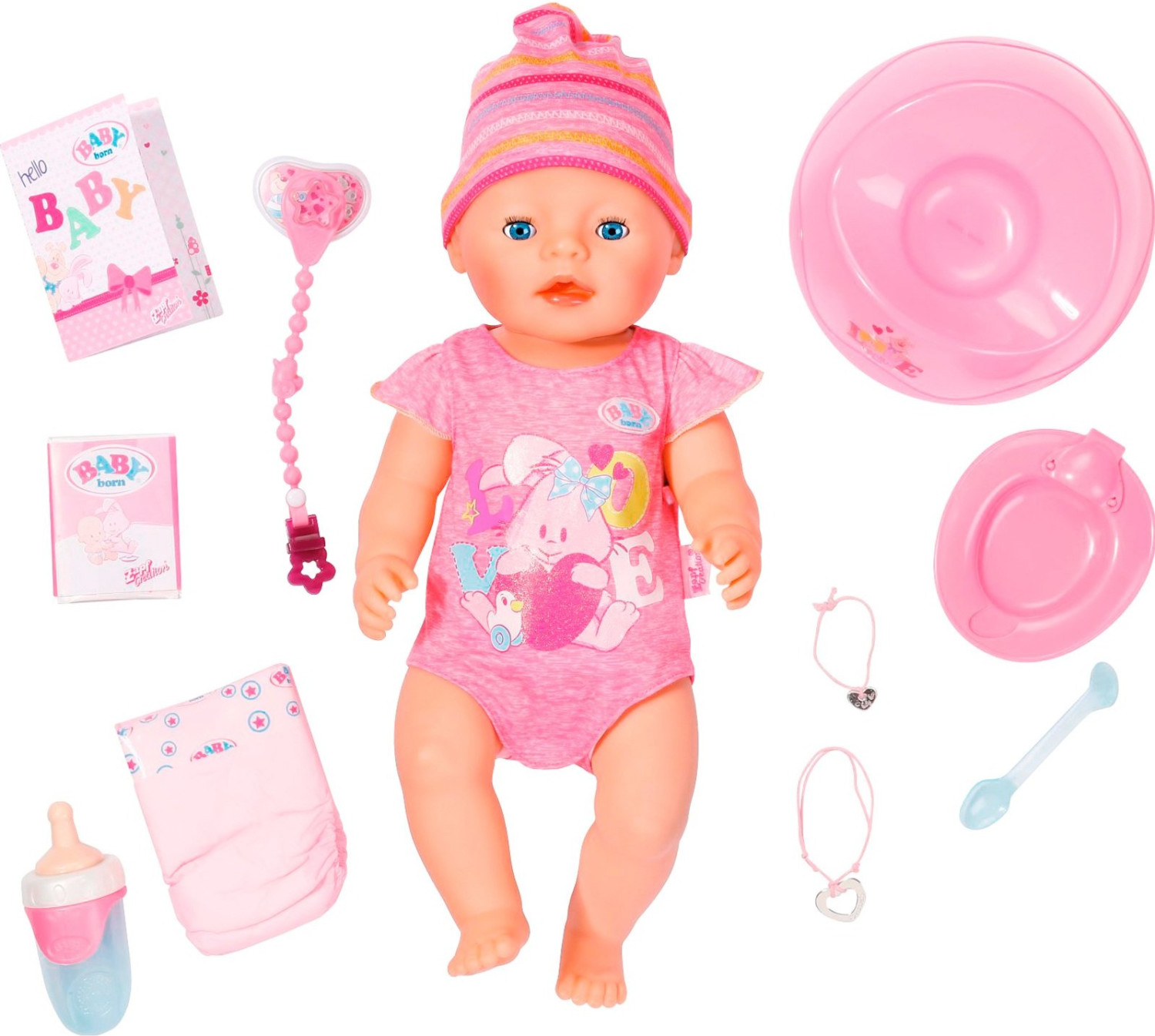 Baby Born Interactive Girl (822005)
