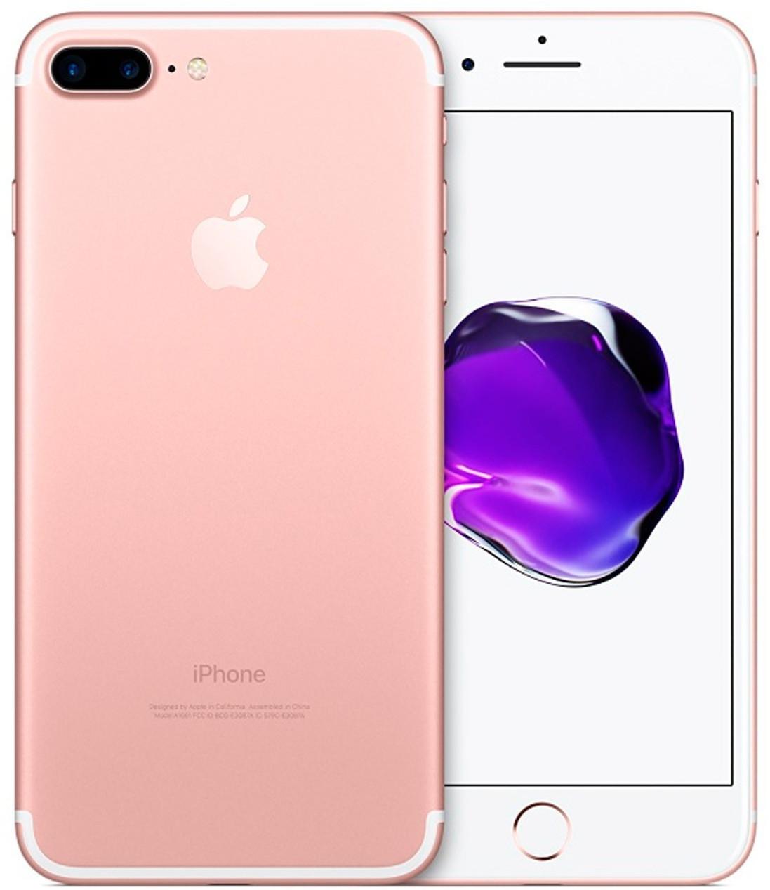 Image of Apple iPhone 7 Plus 128GB oro
