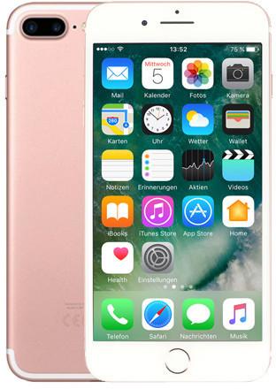 Apple iPhone 7 Plus 256 GB oro rosa