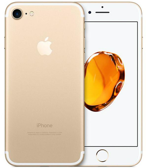 Image of Apple iPhone 7 128GB oro