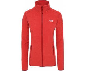 e96b135e47 The North Face Women's 100 Glacier Jacket High risk red ab 44,90 ...