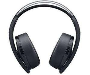 sony casque sans fil playstation platinum au meilleur prix. Black Bedroom Furniture Sets. Home Design Ideas