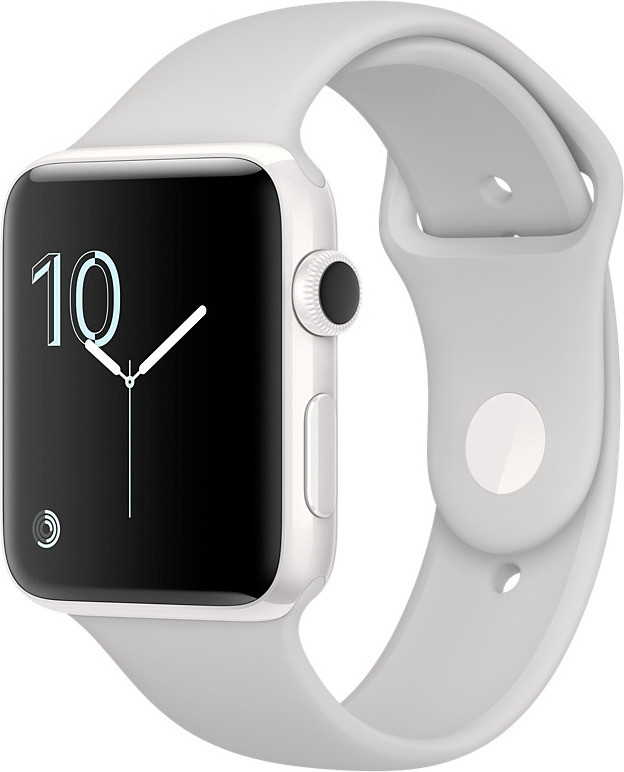 Apple Watch Series 2 Edition 38mm with Sport band white