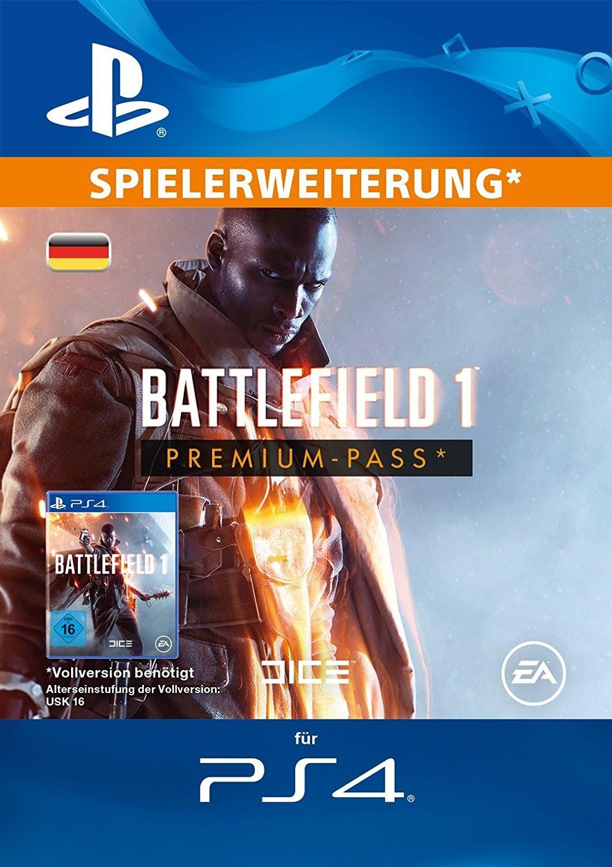 Battlefield 1: Premium Pass (Add-On) (PS4)