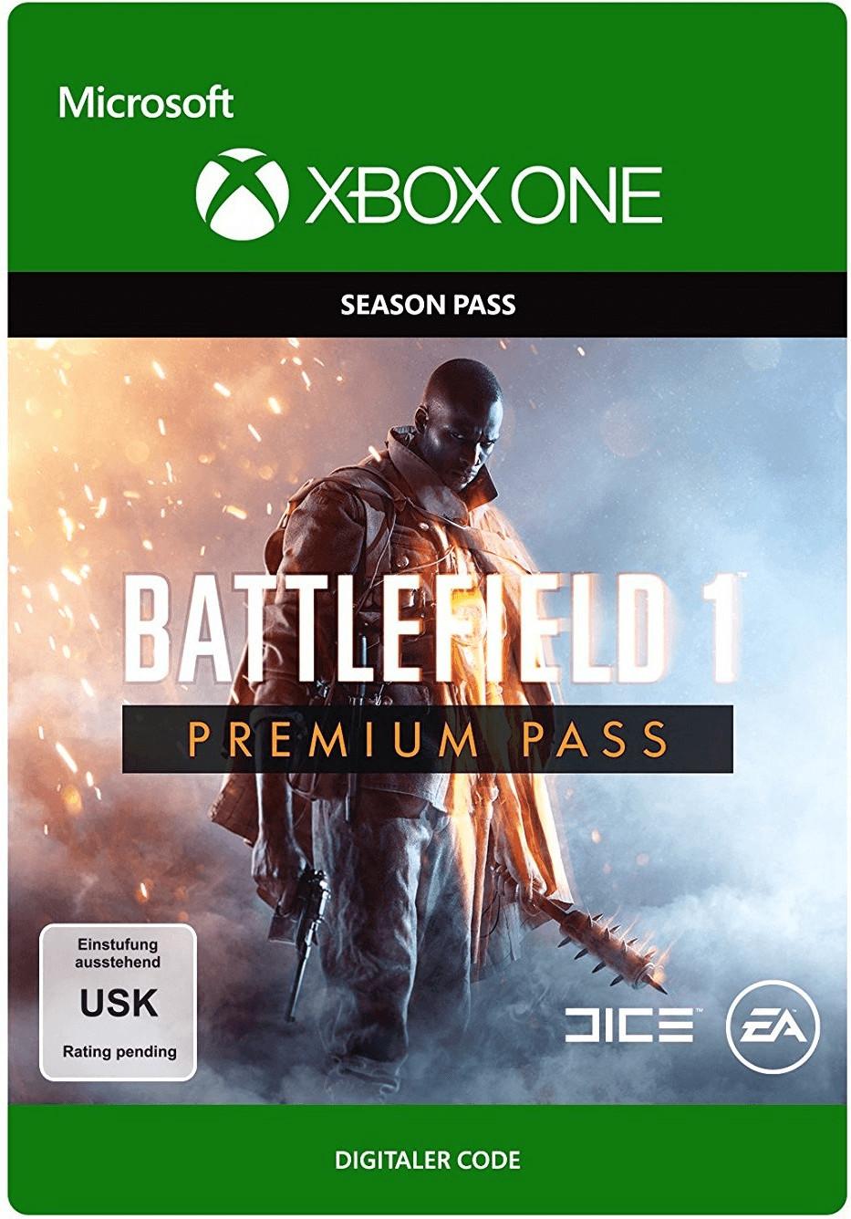 Battlefield 1: Premium Pass (Add-On) (Xbox One)