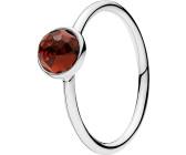 anello pandora con perla nera