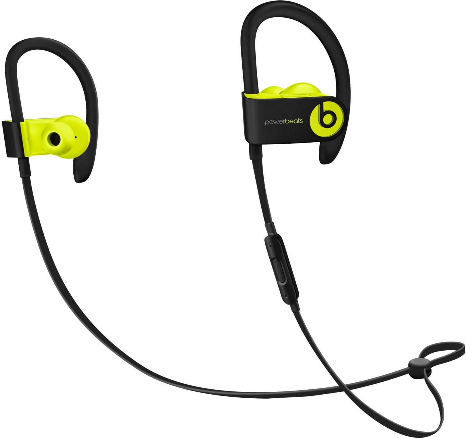 Image of Beats By Dre Powerbeats3 (Flash Yellow)