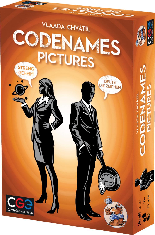 Heidelberger Spieleverlag Codenames Pictures (CZ040)