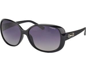 Polaroid Damen Sonnenbrille » P8430«, schwarz, KIH/IX - schwarz/grau