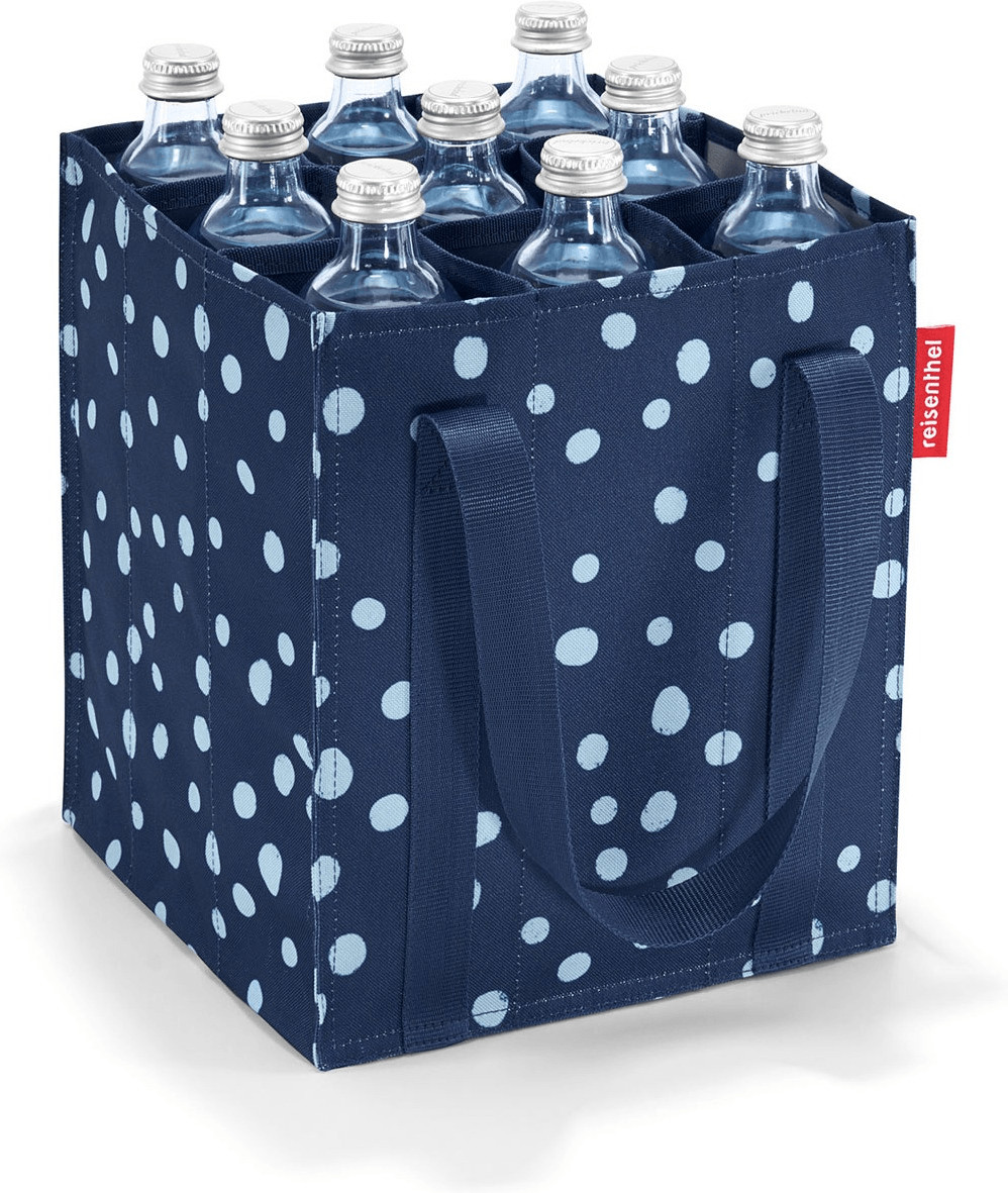 Reisenthel Bottlebag spots navy