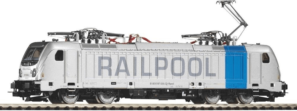 Roco E Lok Railpool (51564)