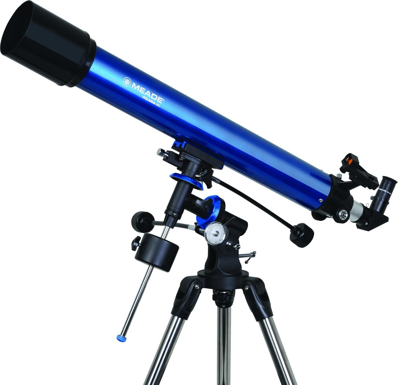 Image of Meade Polaris 90mm German Equatorial Refractor